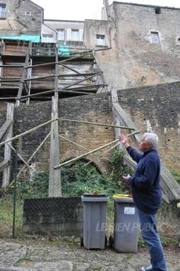 Semur-en-Auxois espère un rempart redressé en 2015  ⋆ Patrimoine-en-blog | L'observateur du patrimoine | Scoop.it