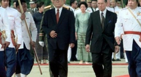 THAILANDE - Le Roi est mort… vive la Chine ! | Herbovie | Scoop.it