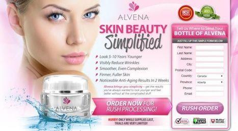 Alvena Skin Cream – Get Flawless And Radiant Skin Forever! – Supplements Tip | Supplements Tip | Scoop.it