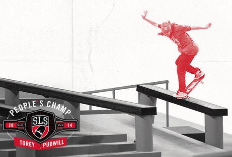 2014 Street League Skateboarding Nike SB World Tour | #People | Scoop.it