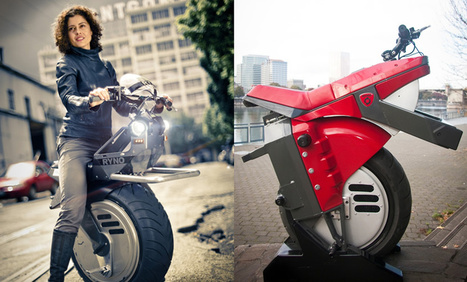 Half the bike, but twice the fun! | Hashslush --- Design, Technology, Social Media, Advertising, Mobile, Gadgets | Scoop.it