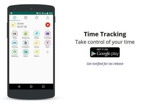 touchtime, para gestionar el tiempo que tardamos en realizar cualquier cosa | Educacion, ecologia y TIC | Scoop.it