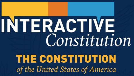 National Constitution Center | Instructional Technology | Scoop.it