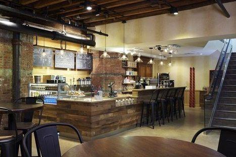 L'enseigne Brooks Brothers ouvre son premier café | Marketing du point de vente | Scoop.it