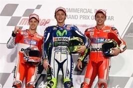 Qatar MotoGP debrief with Shinji Aoki, Manager Bridgestone Motorsport Tire Development | Ductalk Ducati News | Scoop.it