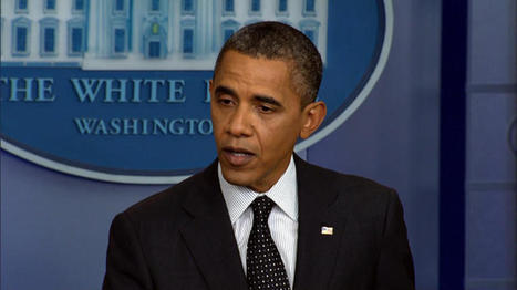 "White House: Obama's ""red line"" on Syria not crossed 