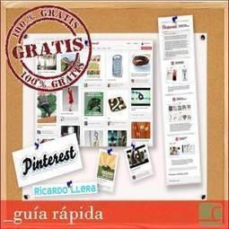 Guía Rápida De Pinterest En Español ¿No La Tienes? Descárgatela AquíGratis | Curaduria de contenidos y Preservacion digital | Scoop.it
