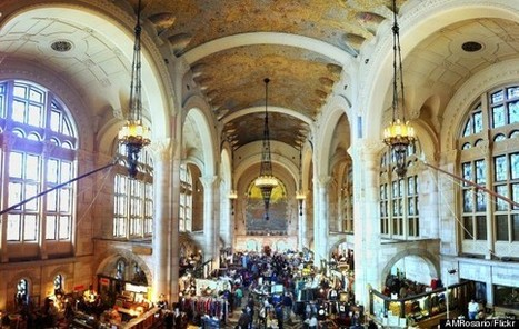 The Only Guide You Need To The Best Flea Markets In America | Xposing e-commerce, fashion & unique items. | Scoop.it