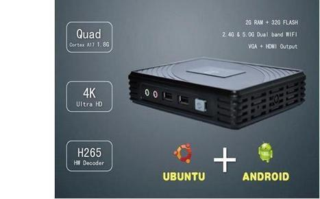 Atom PC - High Performance Android&Ubuntu Mini PC | Android Tablet, Thin Client & Mini PC, OEM or ODM | Scoop.it