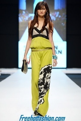 Sana Safinaz Latest Arrivals at Fashion Pakistan Week | Free Hot Fashion | Stylish Lawn Prints | Scoop.it