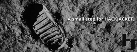 A SMALL STEP FOR HACKJACKET…   HACKJACKET   Scoop.it