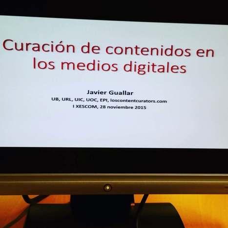Sobre curación de contenidos en el periodismo digital | Los Content Curators | Cosas de loscontentcurators | Scoop.it