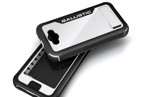Ballistic Every1 Case.. top-class protection for Galaxy S III, iPhone 5 and more | Tech Gadgetry | Scoop.it
