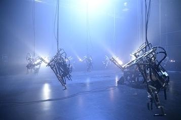 Bill Vorn, Louis-Philippe Demers, Nicolas Bernier, Etienne Grenier, Simon Laroche & Vincent Morisset > Festival EXIT