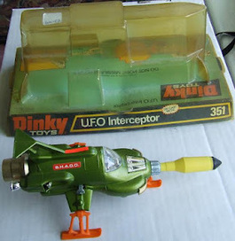 Dinky Toys [Gerry Anderson's Alternate Diecast Universe] | S.H.A.D.O | Scoop.it