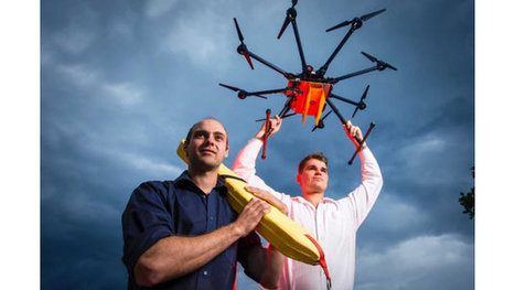 Les drones font leur B.A | Usages civils et industriels des drones | Scoop.it