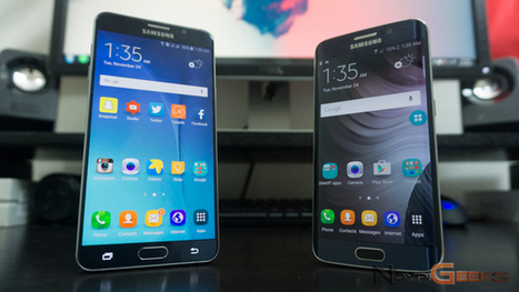 Samsung Galaxy Note 5 Review - After the hype | NoypiGeeks | Philippines' Technology News, Reviews, and How to's | Gadget Reviews | Scoop.it