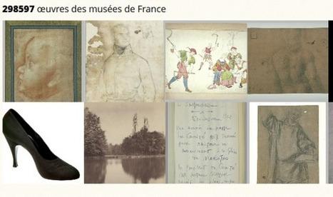 IL Y A 2 ANS...Lancement du site JocondeLab: l'essentiel du catalogue des collections des musées de France, en 14 langues | Mes ressources personnelles | Scoop.it