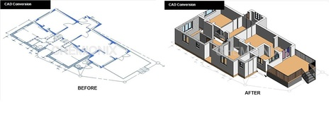 CAD Conversion Services - Chemionix | Engineering Design & CAD Drafting Outsourcing Services | Scoop.it