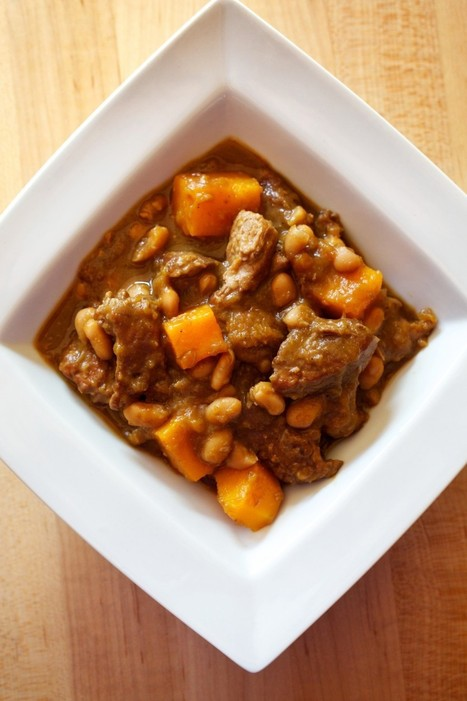Pork and White Bean Stout Stew | 4-Hour Body Bean Cookbook | Scoop.it