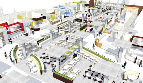 Mall food court makeovers - National Post | All about Malls and Retail | Scoop.it