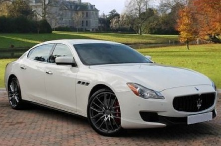 Maserati Quattroporte | Luxury Limousines by Exclusive Hire | Scoop.it