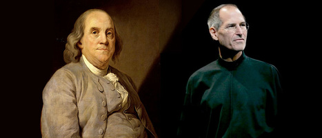 The Key Leadership Skill that Steve Jobs and Ben Franklin Share - Knowledge@Wharton | Social Business and Digital Transformation | Scoop.it