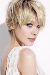 Cute Short Haircuts With Layers and Bangs | Gadget News | Scoop.it