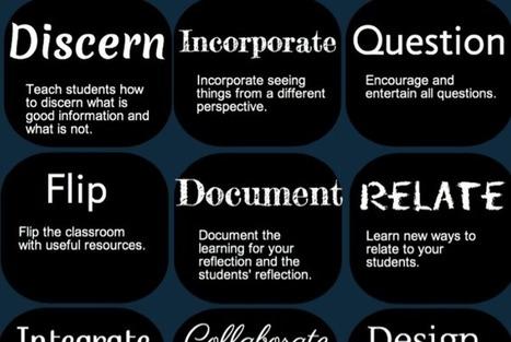 27 Ways To Be A 21st Century Teacher - Edudemic | No one left behind | Scoop.it