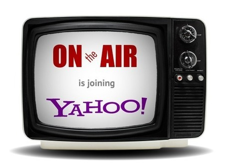 OnTheAir is Joining Forces with Yahoo! | WebRTC Hub | Scoop.it