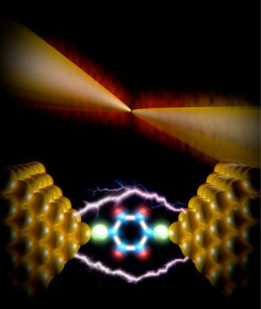 Nano-thermometer enables first atomic-scale heat dissipation measurements   ZeitNews   leapmind   Scoop.it