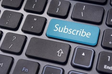 L'économie de l'abonnement s'apprête à déferler   Marketing et multicanal   Scoop.it
