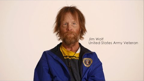 Watch an Amazing Timelapse Transformation of a Homeless Veteran | All healthcare is local | Scoop.it