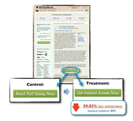 3 Obvious Elements to Test on Your Landing Pages – Right Now! | Landing Page World | Scoop.it