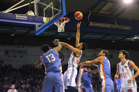 Caen reçu cinq sur cinq !   Basket Calvados   Scoop.it