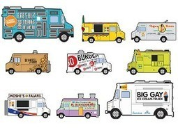 Les « foodtrucks » boostent le marché des camions-magasins   Foodtruck   Scoop.it