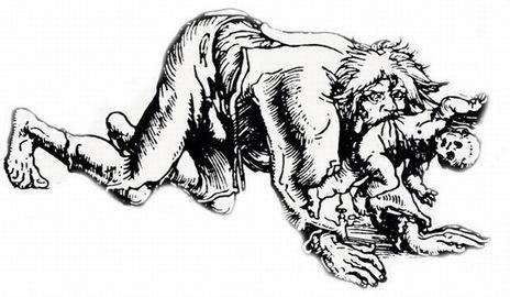 Werewolf - Real or Fiction? | BizarBin.com | Werewolf | Scoop.it