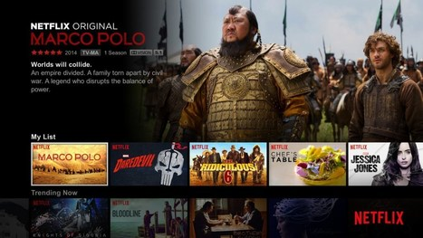 Netflix: binge watching is the new normal | screen seriality | Scoop.it