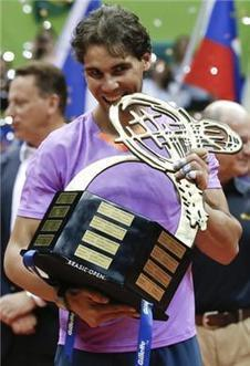 Rafael Nadal joins the winner circle again after ousting David ... | sports tracker | Scoop.it