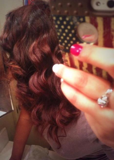 Twitter / eeiggnaa: I just really liked my hair ... | Hair Styling | Scoop.it