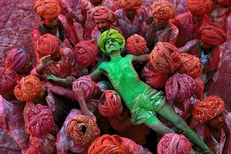 India | Steve McCurry | Cultura audiovisual Batxillerat | Scoop.it