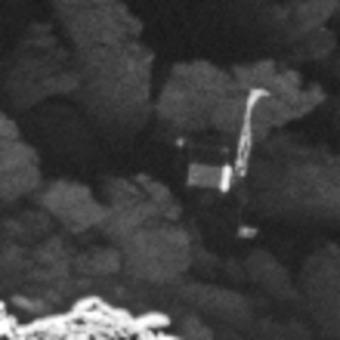 Philae localisé à la surface de la comète   Périples et pérégrinations   Scoop.it