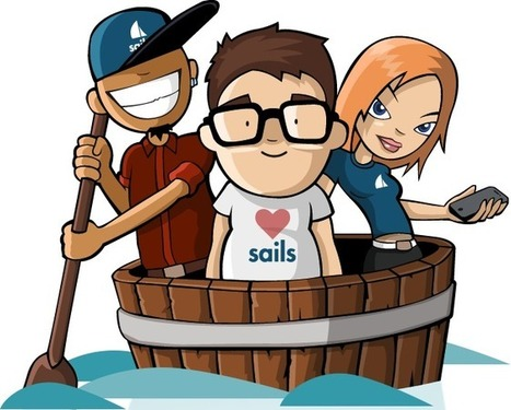 Sails.js | The future of API development | node web programming | Scoop.it