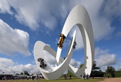 Lotus Sculpture by Gerry Judah | Innovative Architecture | Scoop.it
