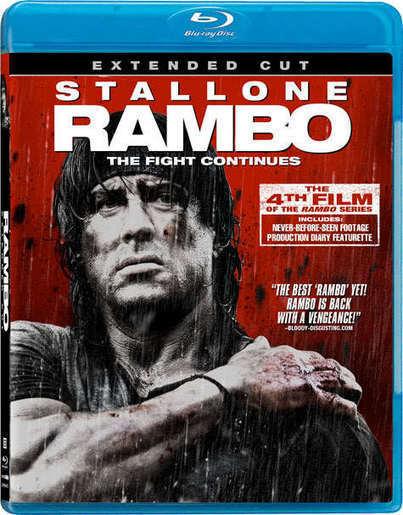 Rambo (2008) Hindi Dubbed Dual Audio BRRip 700MB - Watch Movies Online, Download Movies Free | tom | Scoop.it