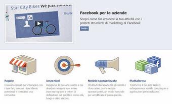 Facebook per aziende: migrazione da profilo a pagina, come fare? | Social Media Consultant 2012 | Scoop.it