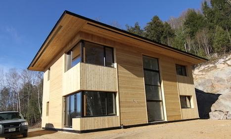 Maisons passives : construire sans compromis | Dans l'actu | Doc' ESTP | Scoop.it