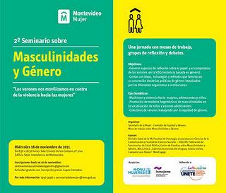 Género y Cooperación: 2º Seminario sobre Masculinidades y Género | Cuidando... | Scoop.it
