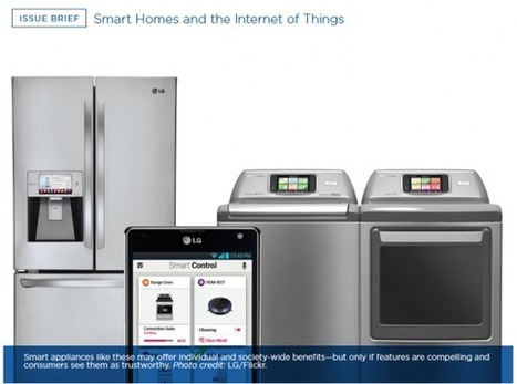 (Not-so)Smart Homes and the Internet of Things | Tech and urban life | Scoop.it