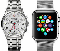 Apple Watch Sales Estimated at 5.1 Million in Holiday Quarter, Swiss Watch Sales in Trouble   iPhone Marketing   Scoop.it